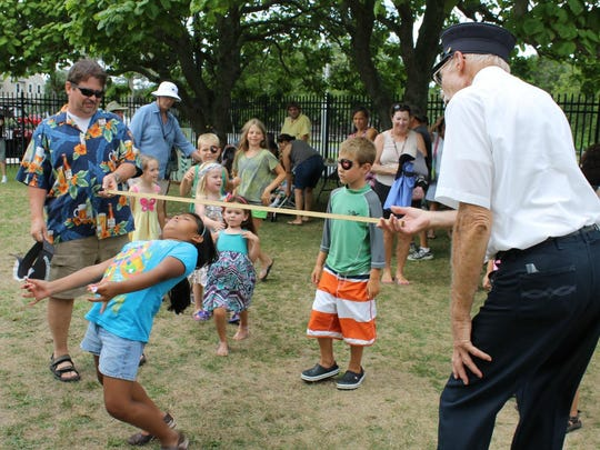 Family Fun Days will be held at the Cape May Lighthouse