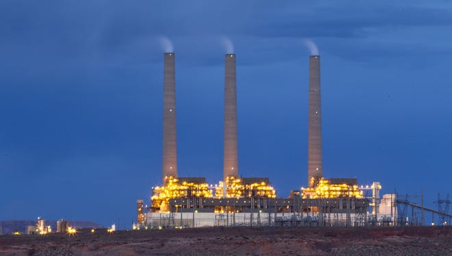 A proposal to give about $12 million in annual tax breaks for coal sales stalled in the Arizona state Legislature. The tax breaks were intended to help the Navajo Generating Station, which is set to close in 2019.