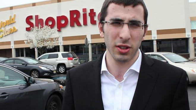 Lakewood resident Baruch Abitan talks about the closing of the Lakewood ShopRite.