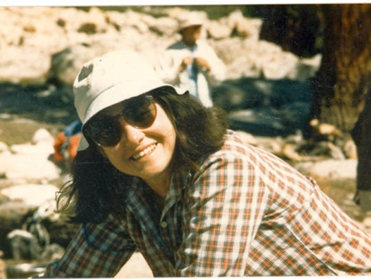 Undated photo of Marge Sill, a founding board member