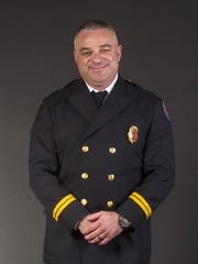 Battalion Chief Kevin Haines finalist for the Hero
