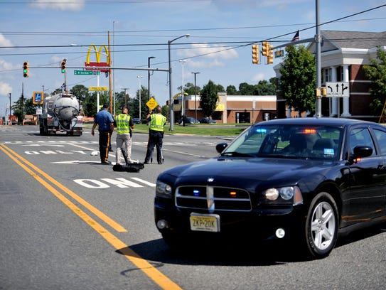 Vineland and New Jersey State Police investigate the