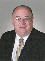 Maj. Henry Ott, Louisville Fire's chief arson investigator