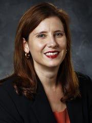 Angie Holan, editor of PolitiFact.