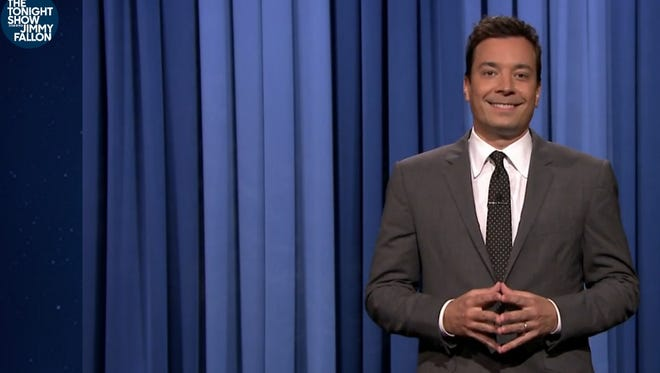 Tonight Show host Jimmy Fallon used the positive drug test by one of Queen Elizabeth II's horses as fodder for his monologue on July 23.