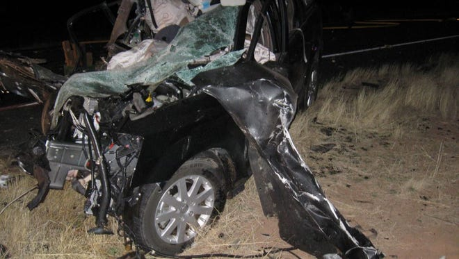This crash was one of seven fatal crashes across Arizona in the past week, said the Department of Public Safety.