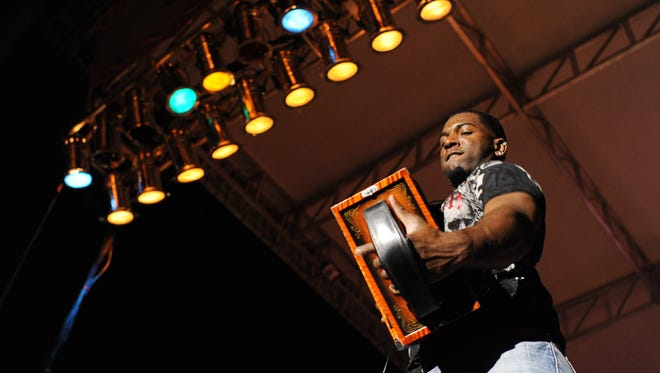 Lil Nathan and the Zydeco Big Timers take on Acadiana Roots at 7 p.m. Nov. 12.