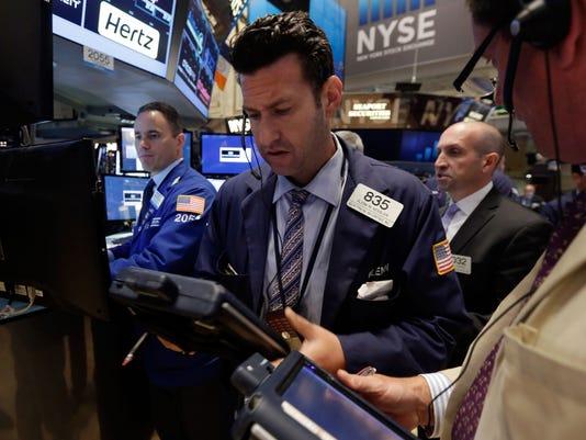 AP Financial Markets Wall Street
