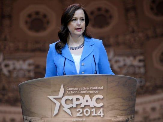 Jenny Beth Martin, co-founder of the Tea Party Patriots,
