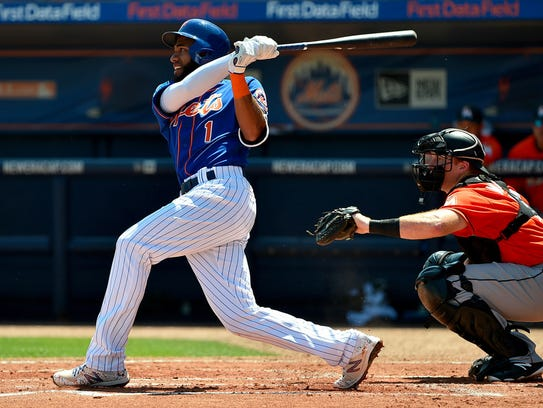 Mar 25, 2018; Port St. Lucie, FL, USA; New York Mets