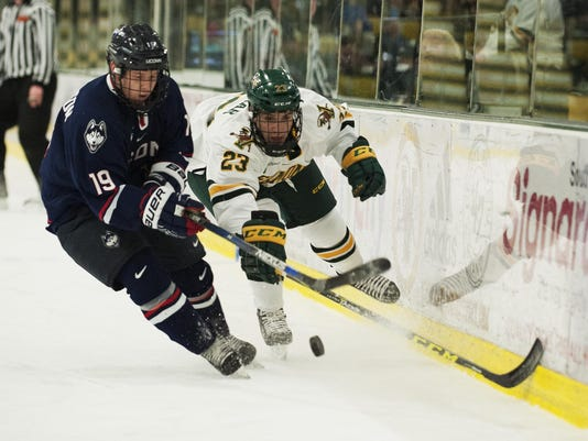 UConn vs. Vermont Men's Hockey 11/13/15