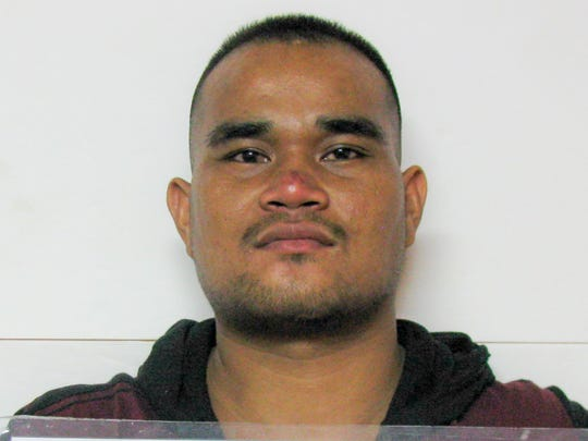 An image of Jimmy Moses Hadley, provided by the Department of Corrections.