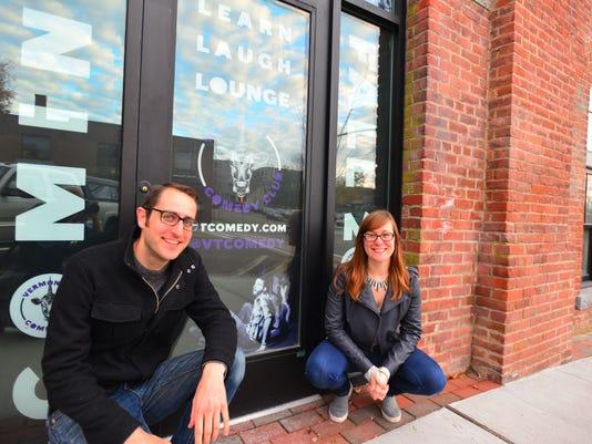2015 Nov 5 Vermont Comedy Club