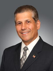 Anthony Merante is running for the Yonkers City Council's