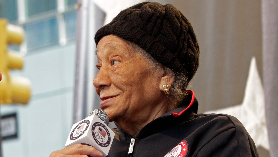 First Black Woman To Win Olympic Gold Medal Dies