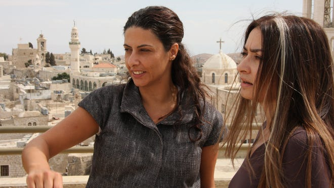 """""""Open Bethlehem"""" will be screened during the Global Roots Film Festival in Burlington."""