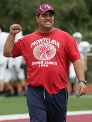 Danny Marangi was part of a coaching staff that led Don Bosco to nine state titles.