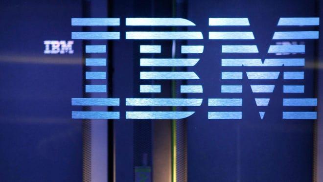 IBM Corp. logo.