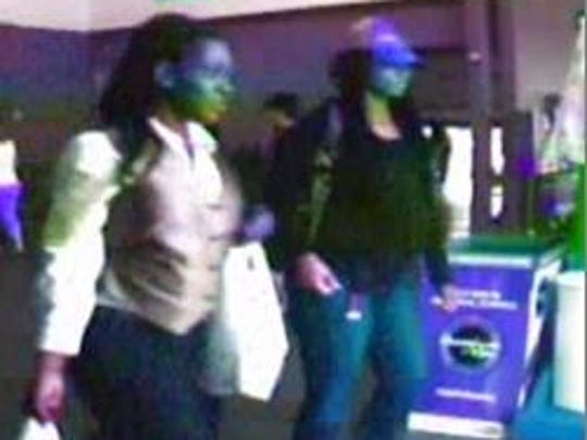 Detectives with the Lafayette Police Department are attempting to identify three suspects believed to be involved in a simple burglary and unauthorized use of an access card.