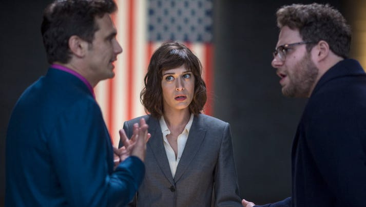 You won't be able to see 'The Interview' in theaters