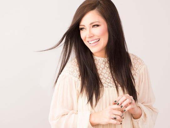 Kari Jobe will perform at the Monroe Civic Center Sunday.