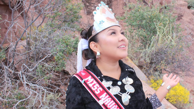 In her short time serving as Miss NTU, Joey has already been active representing Navajo Tech, making appearances at both the Navajo Nation Fair in Window Rock, AZ and the Northern Navajo Fair in Shiprock, NM