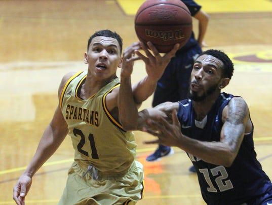 STAC basketball