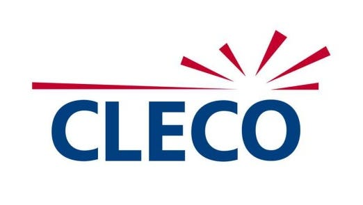 "Cleco new interactive power outage map ""real-time power restoration updates."""
