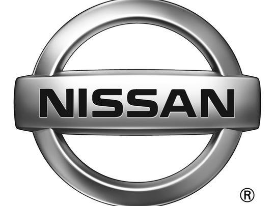 Nissan's logo.