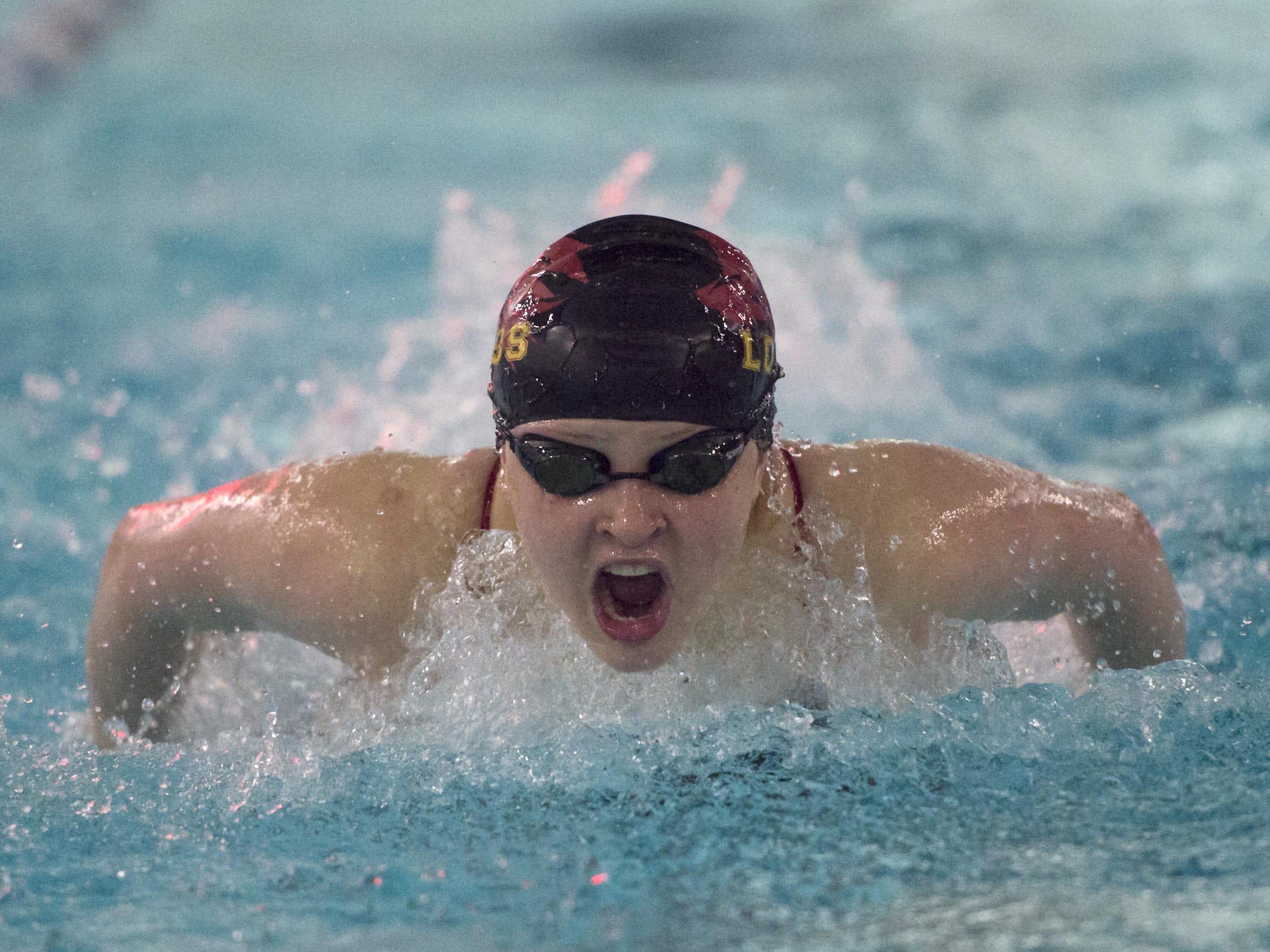 High school girls swimming rankings usa today high - Evergreen high school swimming pool ...