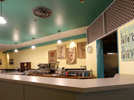 Annie's Fountain City Cafe continues its renovation and plans to open early this month.
