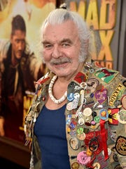 """Hugh Keays-Byrne, an actor best known for playingiconicvillains in the """"Mad Max""""action film franchise, hasdied. He was 73."""