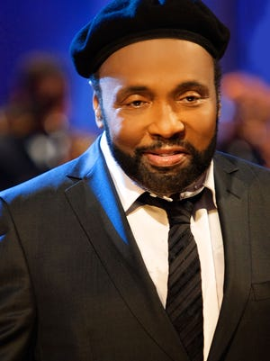 "Seven-time Grammy winner Andraé Crouch was hospitalized Saturday with what his sister, Sandra Crouch, characterized as ""serious health complications."""