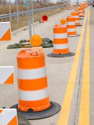 Upcoming road closures on the horizon.