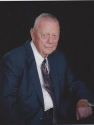 Clair Griggs died Friday at his home at the age of