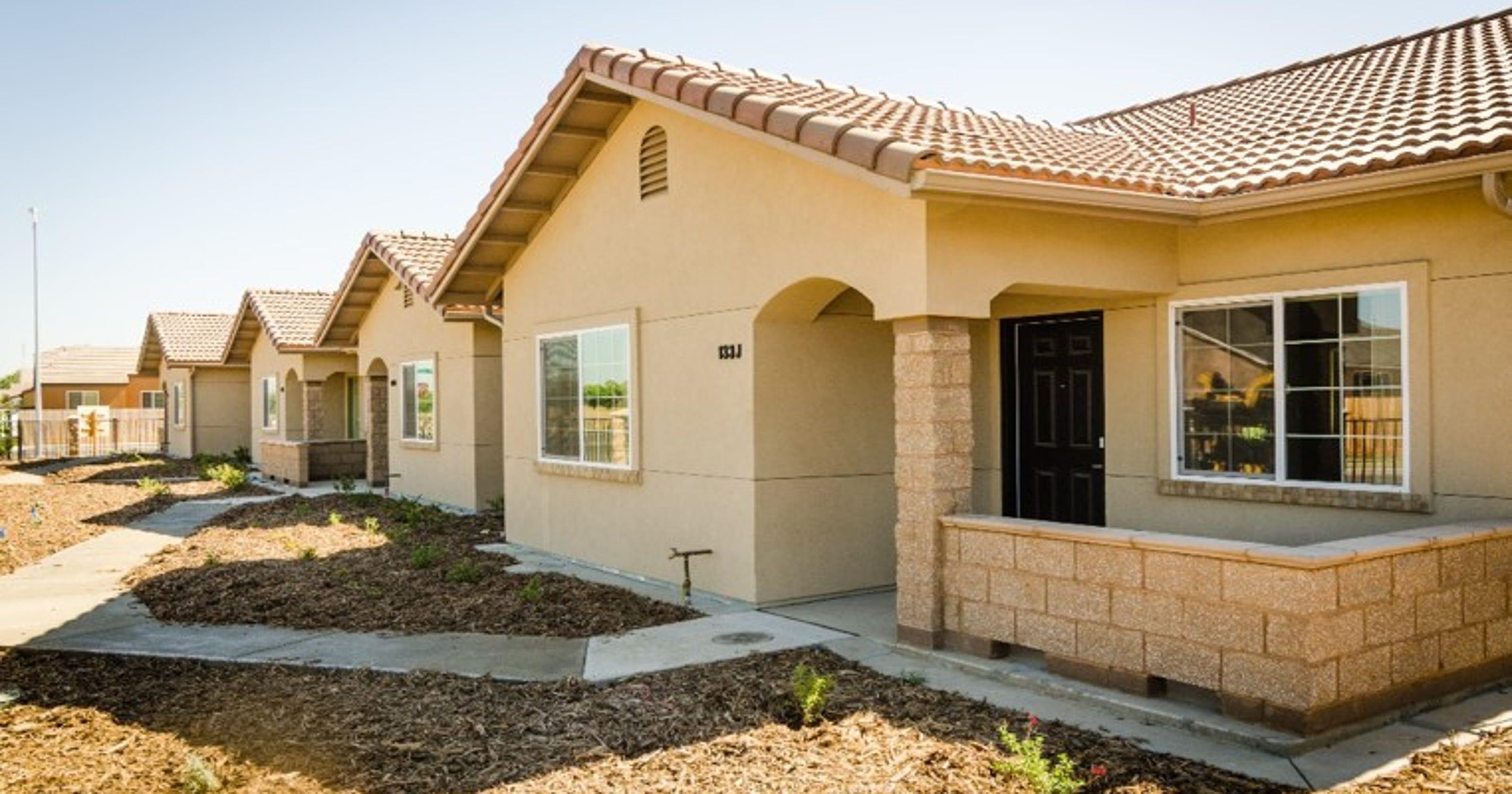 More low-income housing for Visalia