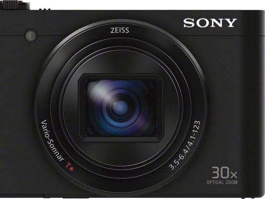 Sony's new CyberShot is the latest in a line of successful