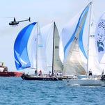 High winds, waves spur capsizing, dropouts in Mackinac race