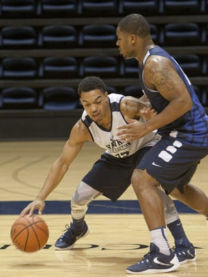 Monmouth University fell to Canisius College on Friday evening in the MAAC opener for both