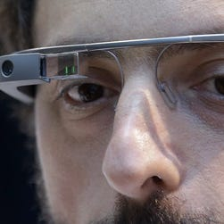 Tammie Lou Van Sant, 53, says her lives has been transformed by Google Glass.