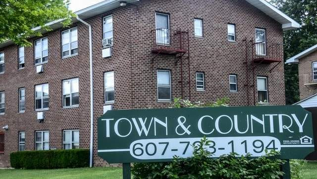 Police have responded to 1,545 calls at Town & Country Apartments in Binghamton since 2008.