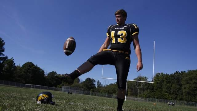 Former Michigan kicker J.J. McGrath excited for a second chance at playing college football.