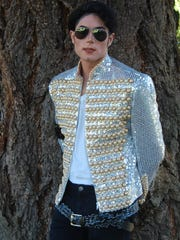 Michael Knight will perform as Michael Jackson on Saturday at the Elsinore Theatre.