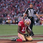 C.J. Beathard's TD pass to 49ers teammate Marquise Goodwin has emotional meaning