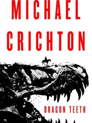 Dinosaur (bones) star in Michael Crichton's gripping 'Dragon