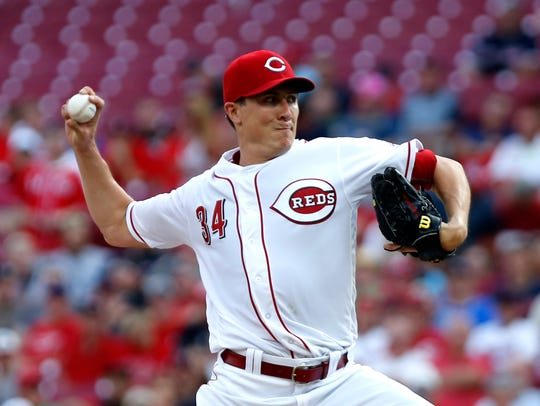 Homer Bailey's arrival to the big leagues was the most-anticipated​ for the Reds in recent years.