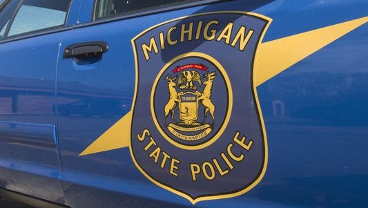 Michigan State Police cruiser file photo.