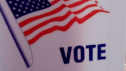 Election Day is Nov. 8
