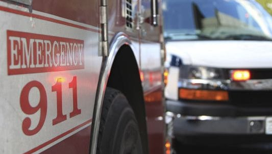 A motorcycle passenger was killed Monday in a crash on I-74.