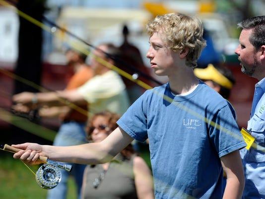(GOOD) Virginia Fly Fishing Festival